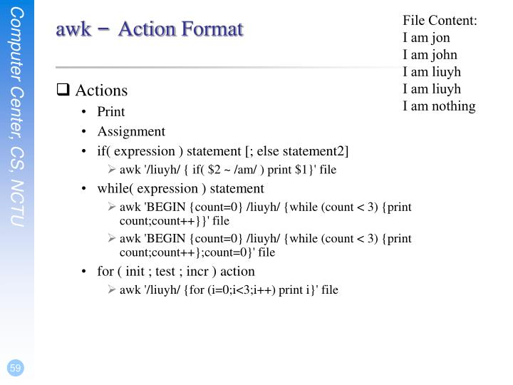 File Content: