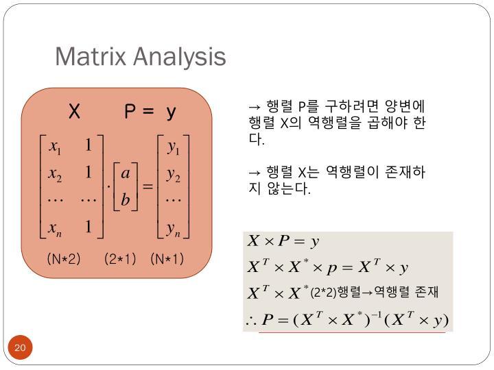Matrix Analysis