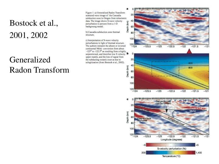 Bostock et al.,
