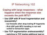ip networking 1021