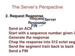 the server s perspective1
