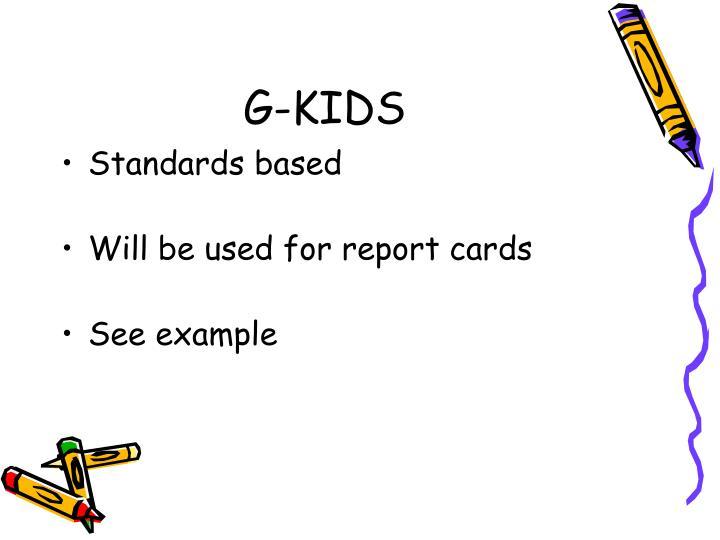 G-KIDS
