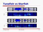 tunafish vs starfish