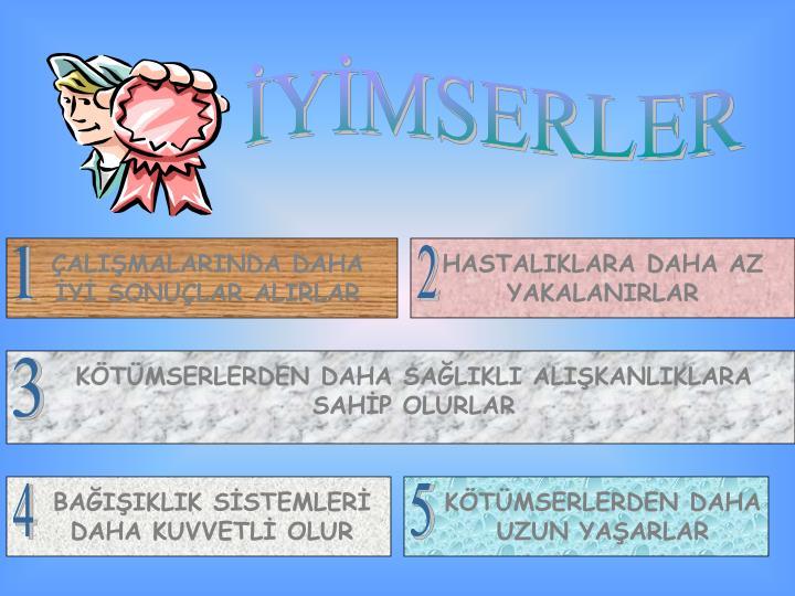 İYİMSERLER