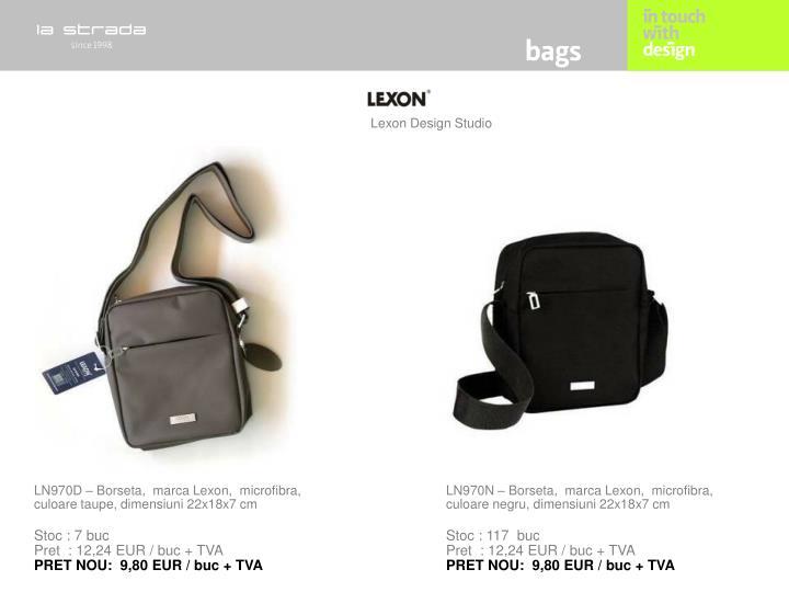 Lexon Design Studio