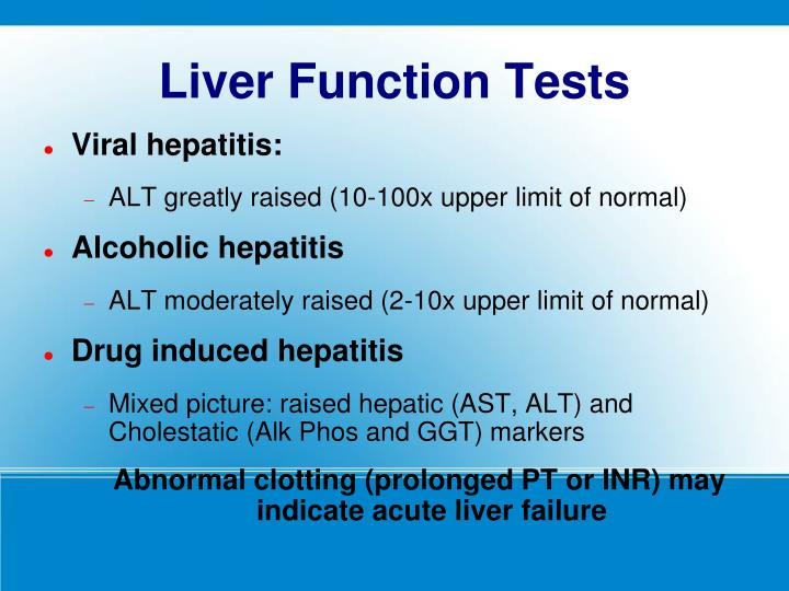 Viral hepatitis: