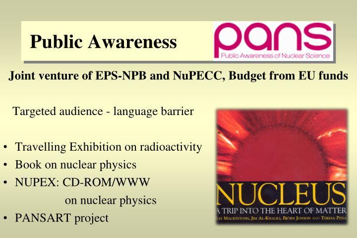 Public Awareness