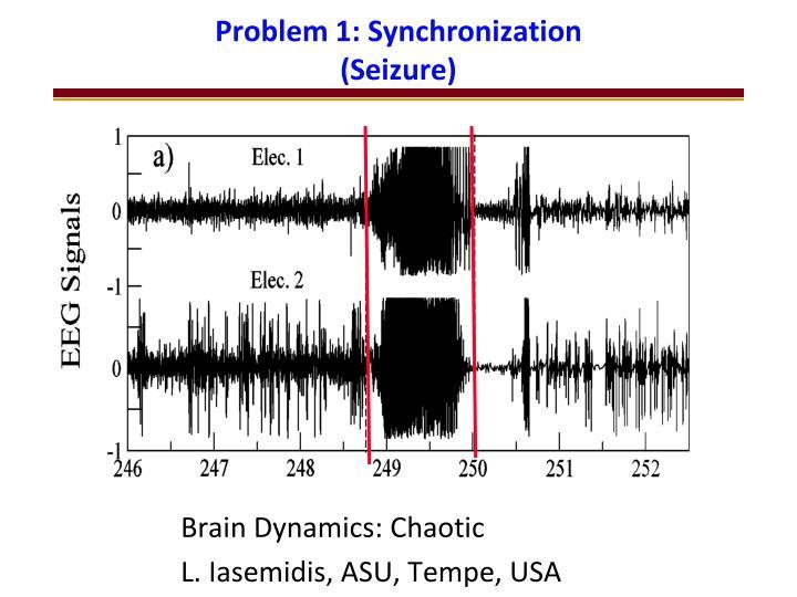 Problem 1: Synchronization