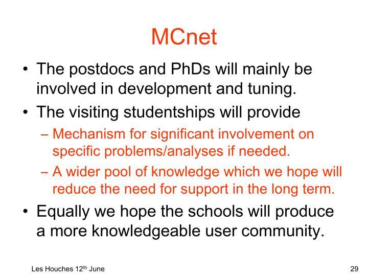 MCnet