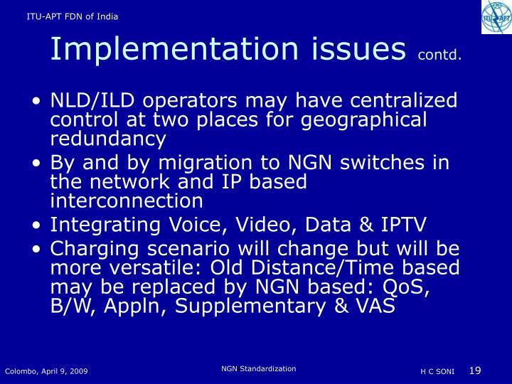 ITU-APT FDN of India