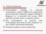 5 future scenarios