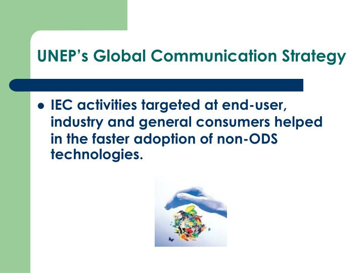 UNEP's Global Communication Strategy