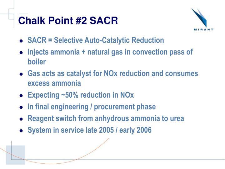 Chalk Point #2 SACR