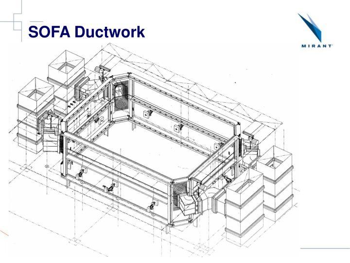 SOFA Ductwork