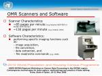 omr scanners and software1
