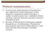 political communication2