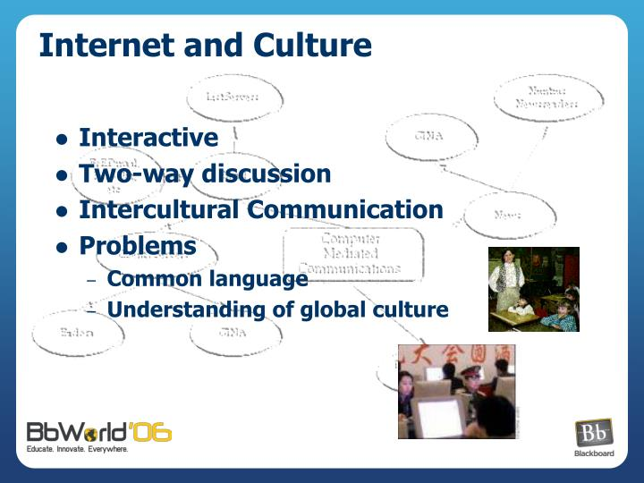 Internet and Culture