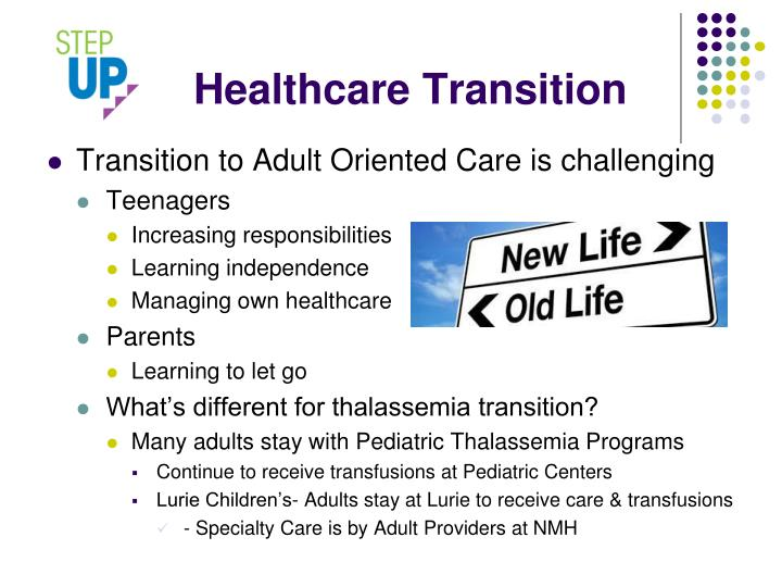 Healthcare Transition