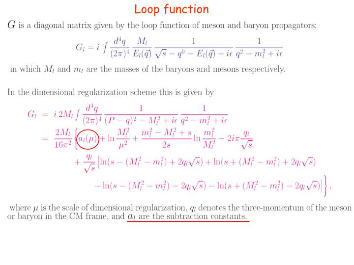 Loop function