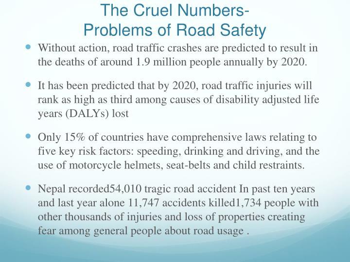 The Cruel Numbers-