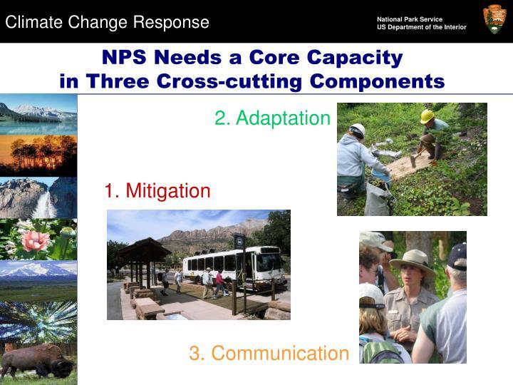 NPS Needs a Core Capacity