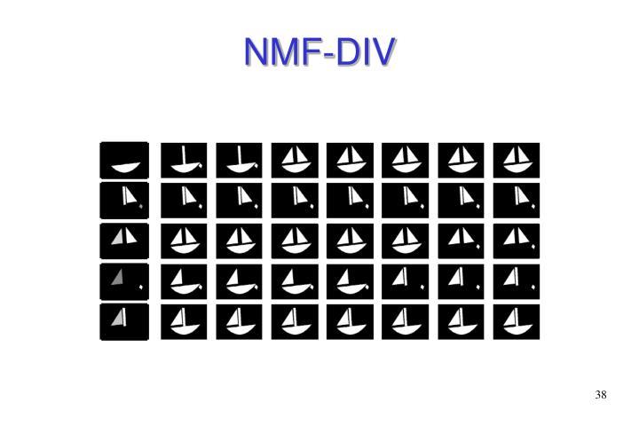 NMF-DIV