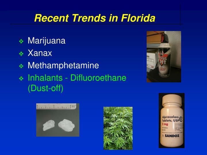 Recent Trends in Florida