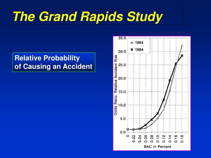 The Grand Rapids Study
