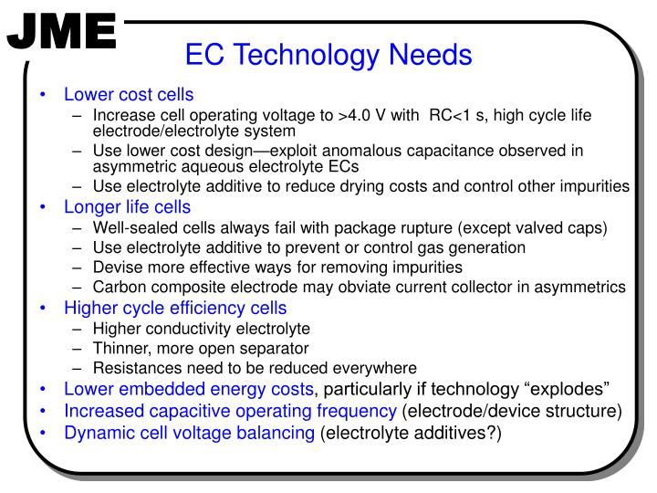 Lower cost cells