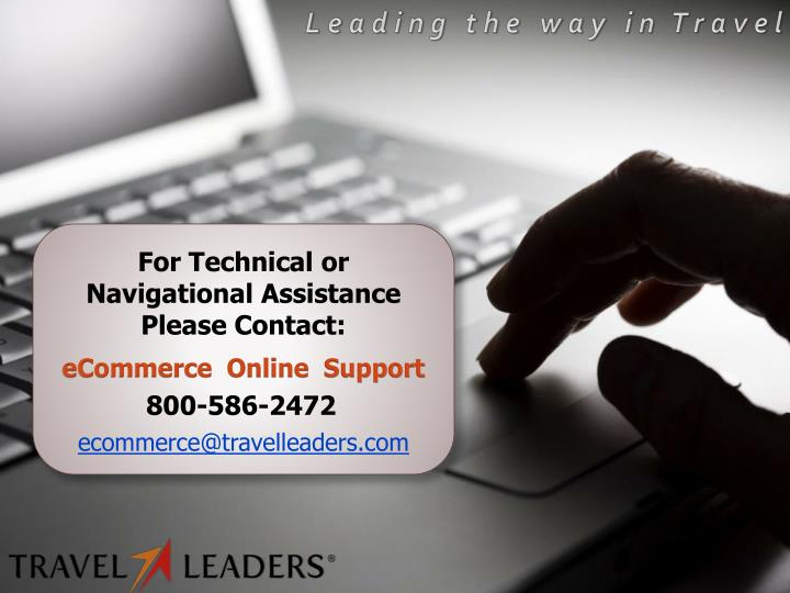 Leading the way in Travel