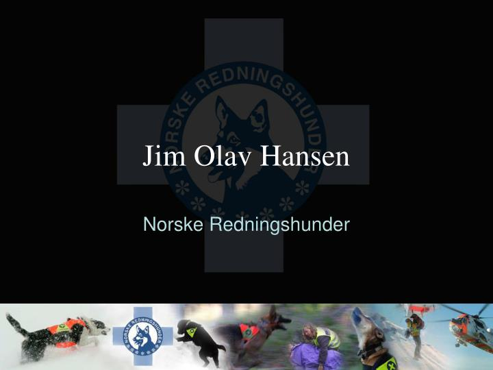 Jim Olav Hansen