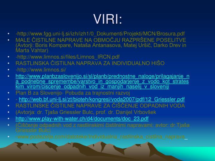 VIRI: