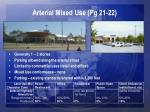 arterial mixed use pg 21 22