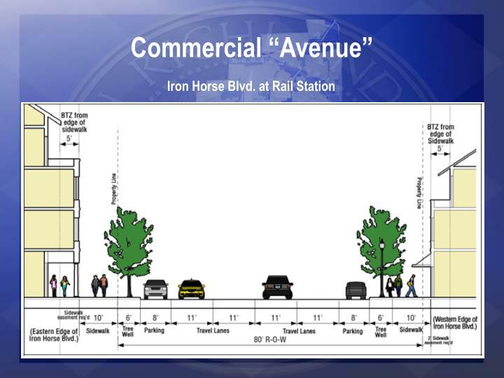 """Commercial """"Avenue"""""""