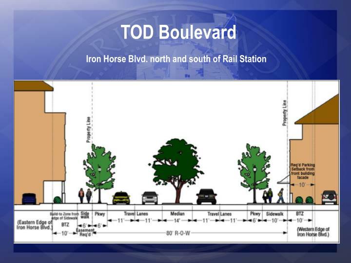 TOD Boulevard