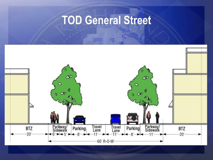 TOD General Street