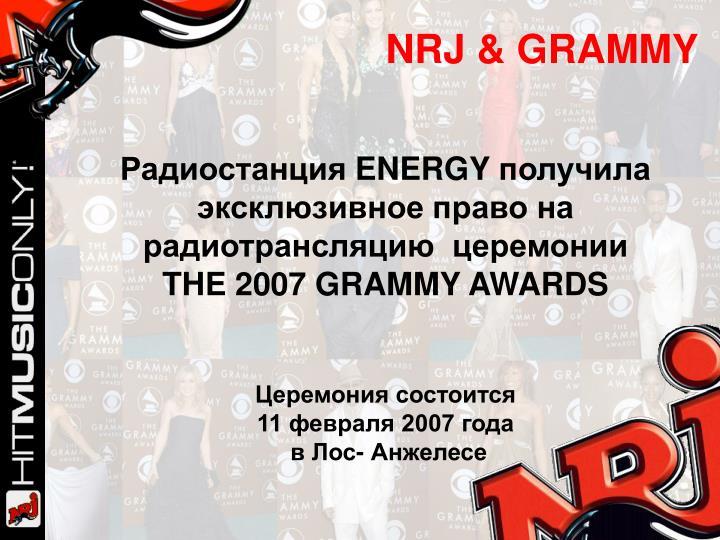 NRJ & GRAMMY