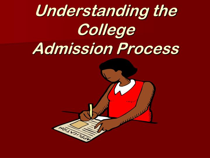 Understanding the College