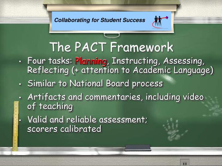 The PACT Framework