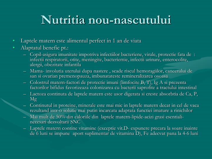 Nutritia