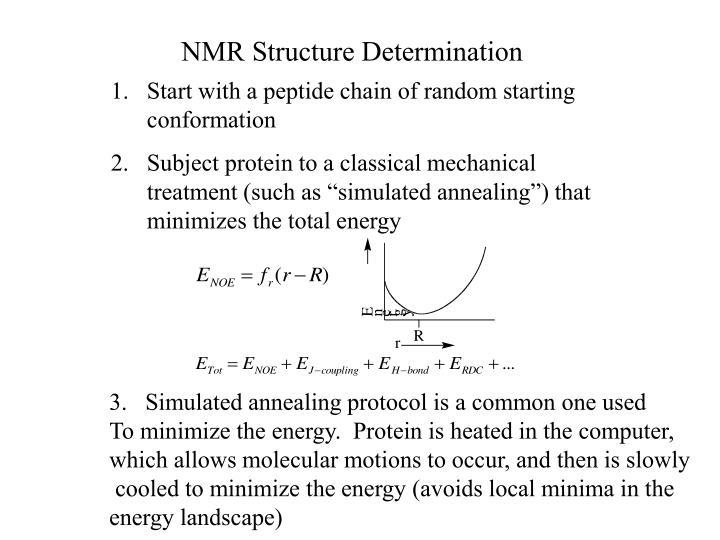NMR Structure Determination