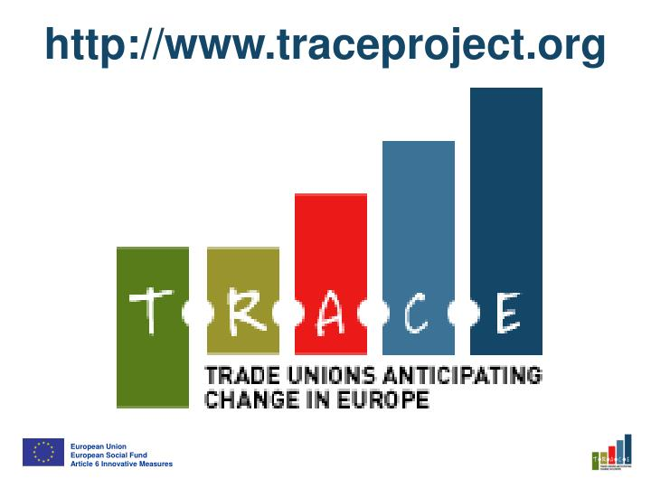http://www.traceproject.org