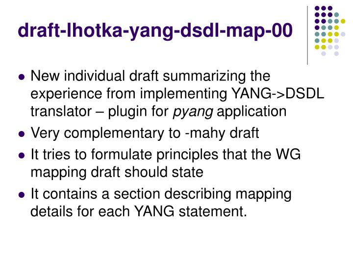 draft-lhotka-yang-dsdl-map-00