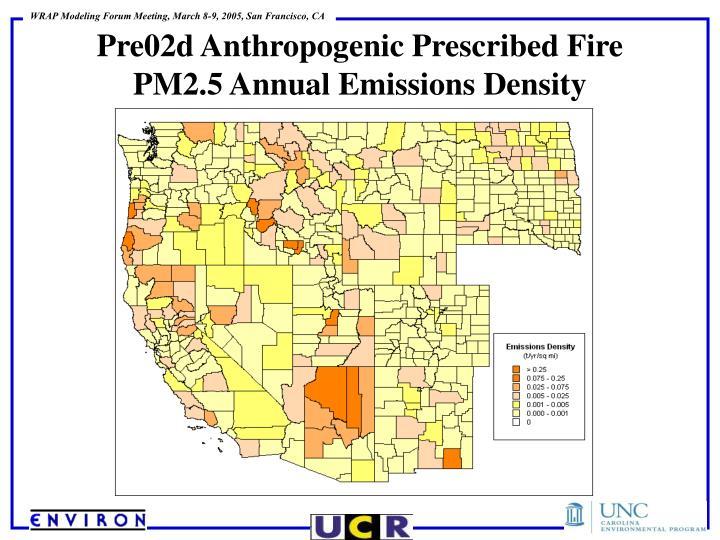 Pre02d Anthropogenic Prescribed Fire