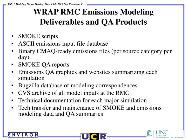SMOKE scripts