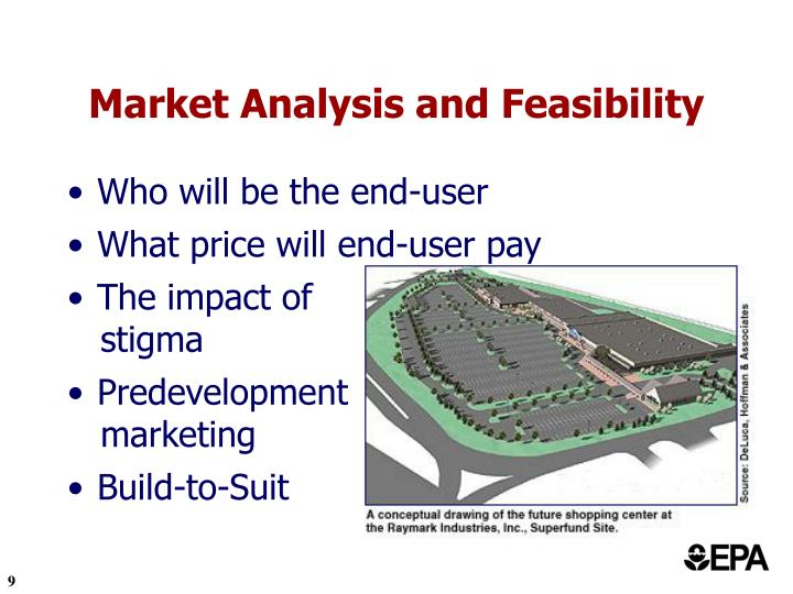 Market Analysis and Feasibility