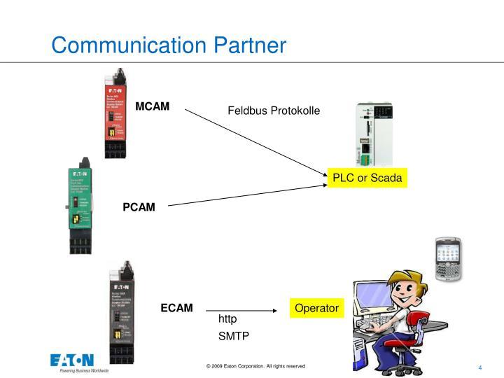 Communication Partner