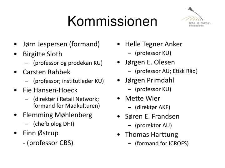 Jørn Jespersen (formand)