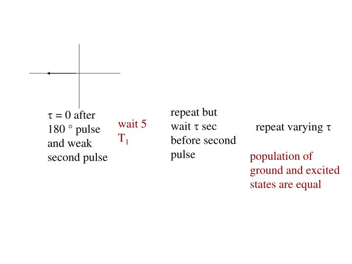 repeat but wait  sec before second pulse