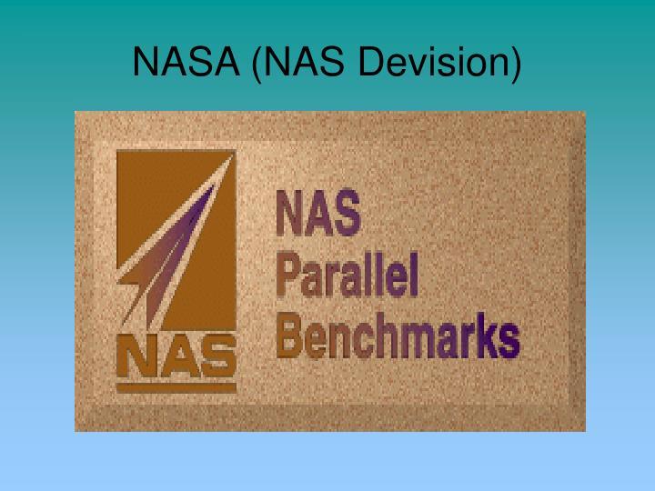 NASA (NAS Devision)